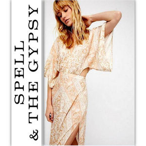 Spell And The Gypsy Collective Lolita Cut Out Maxi